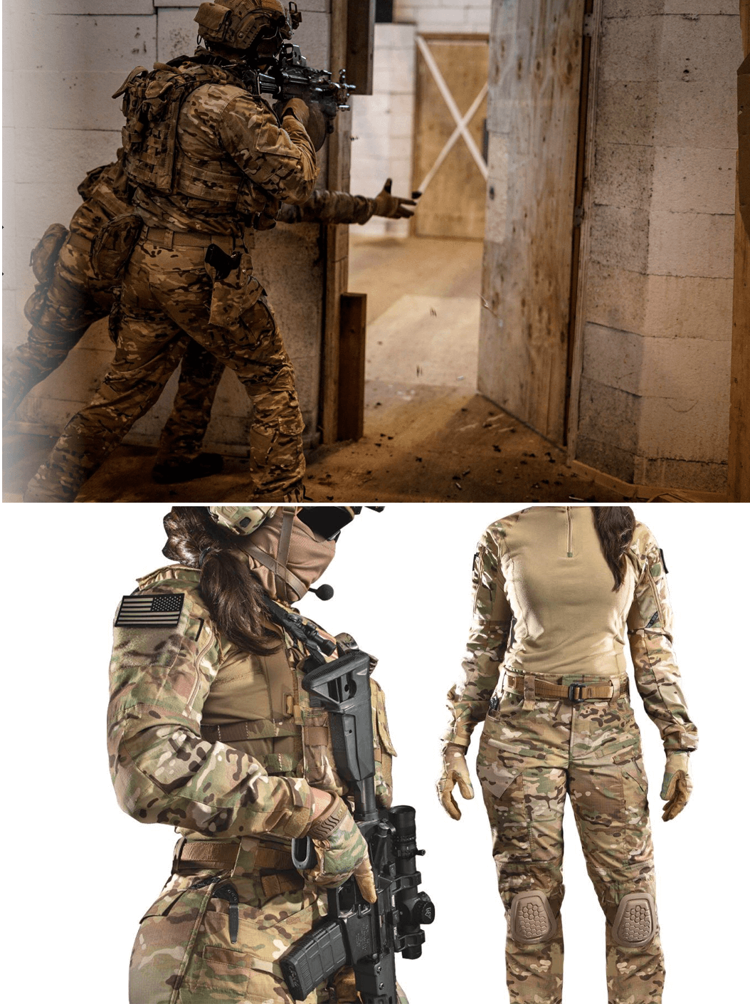 Gear from Crye Precision